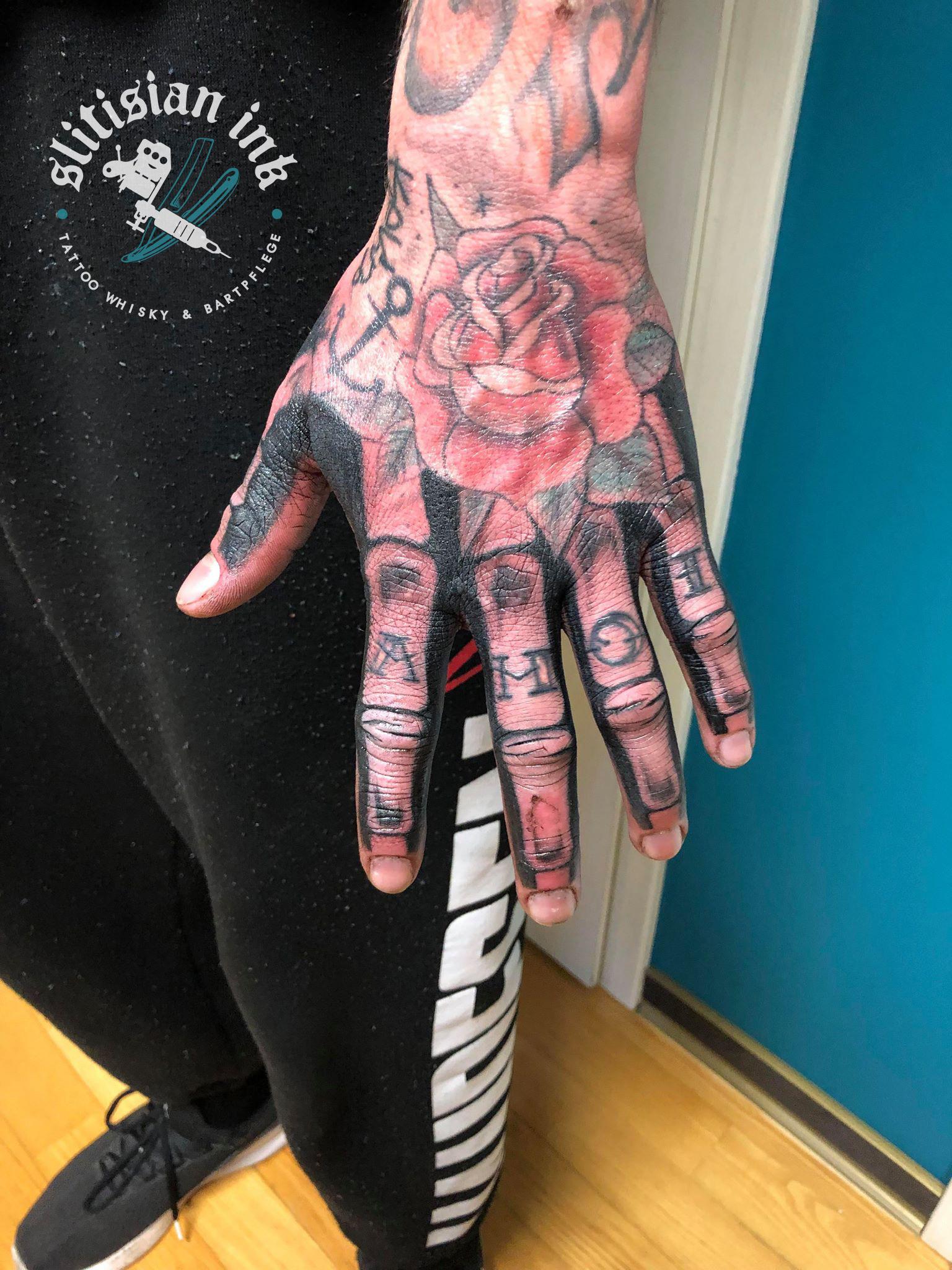 fingerskull